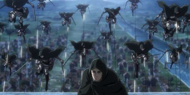 Attack On Titan Shocking Moments