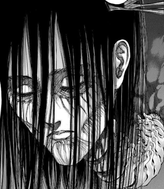 Attack on Titan Spoilers Eren New Form Terrifying Manga Tease Look