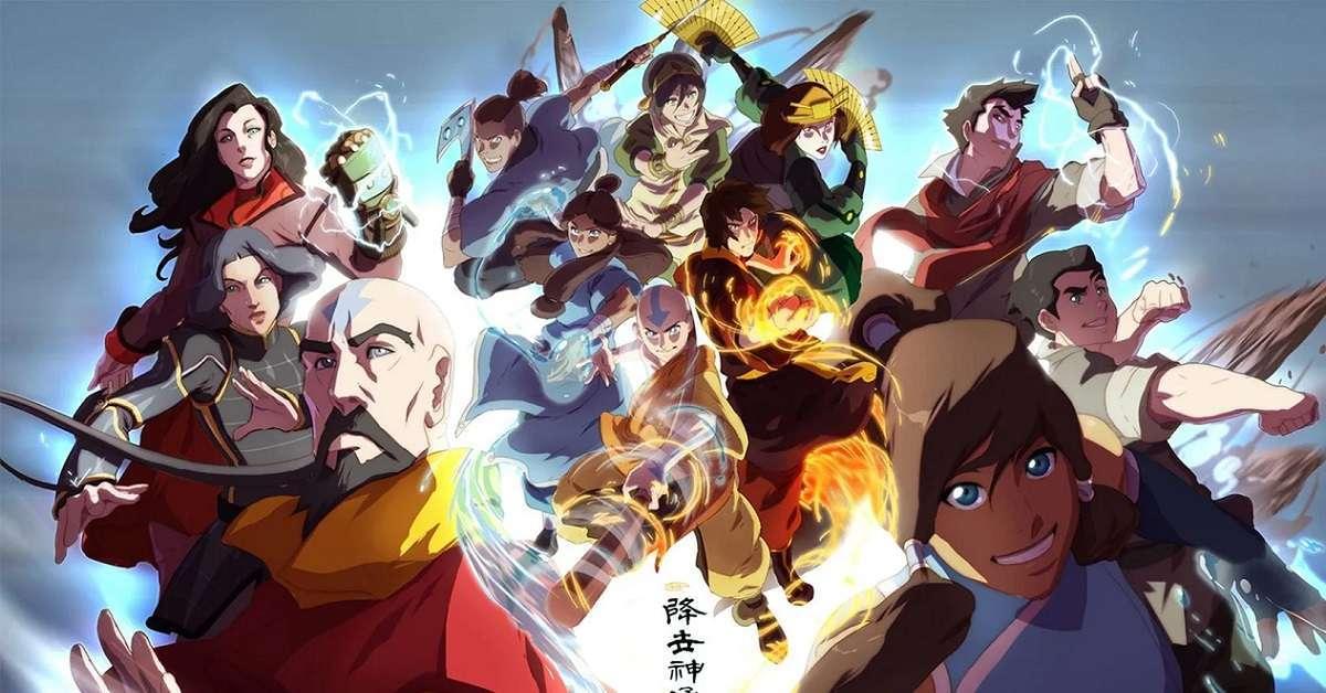 Avatar Korra Adaptations