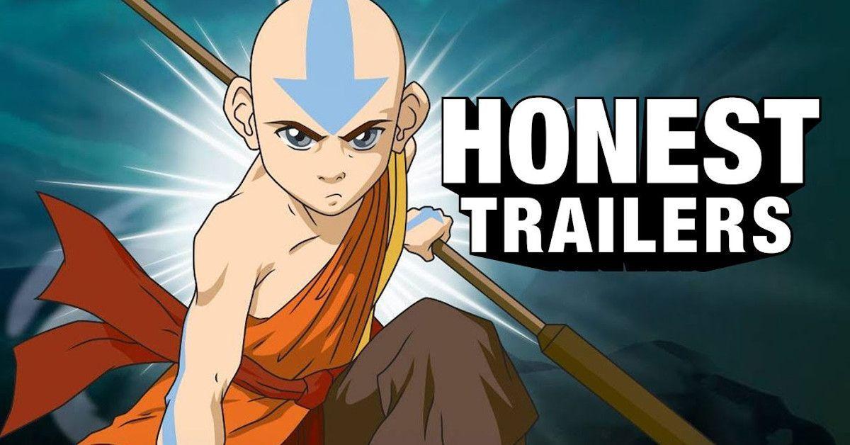 Avatar The Last Airbender Honest Trailer