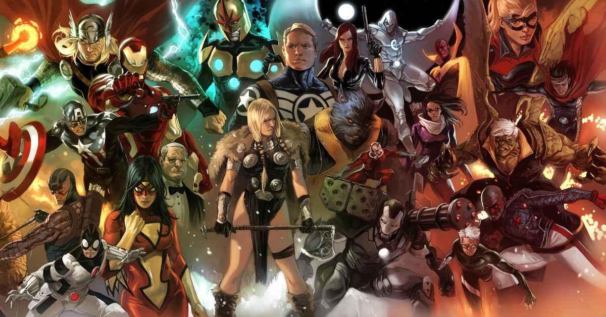 Avengeers Marvel