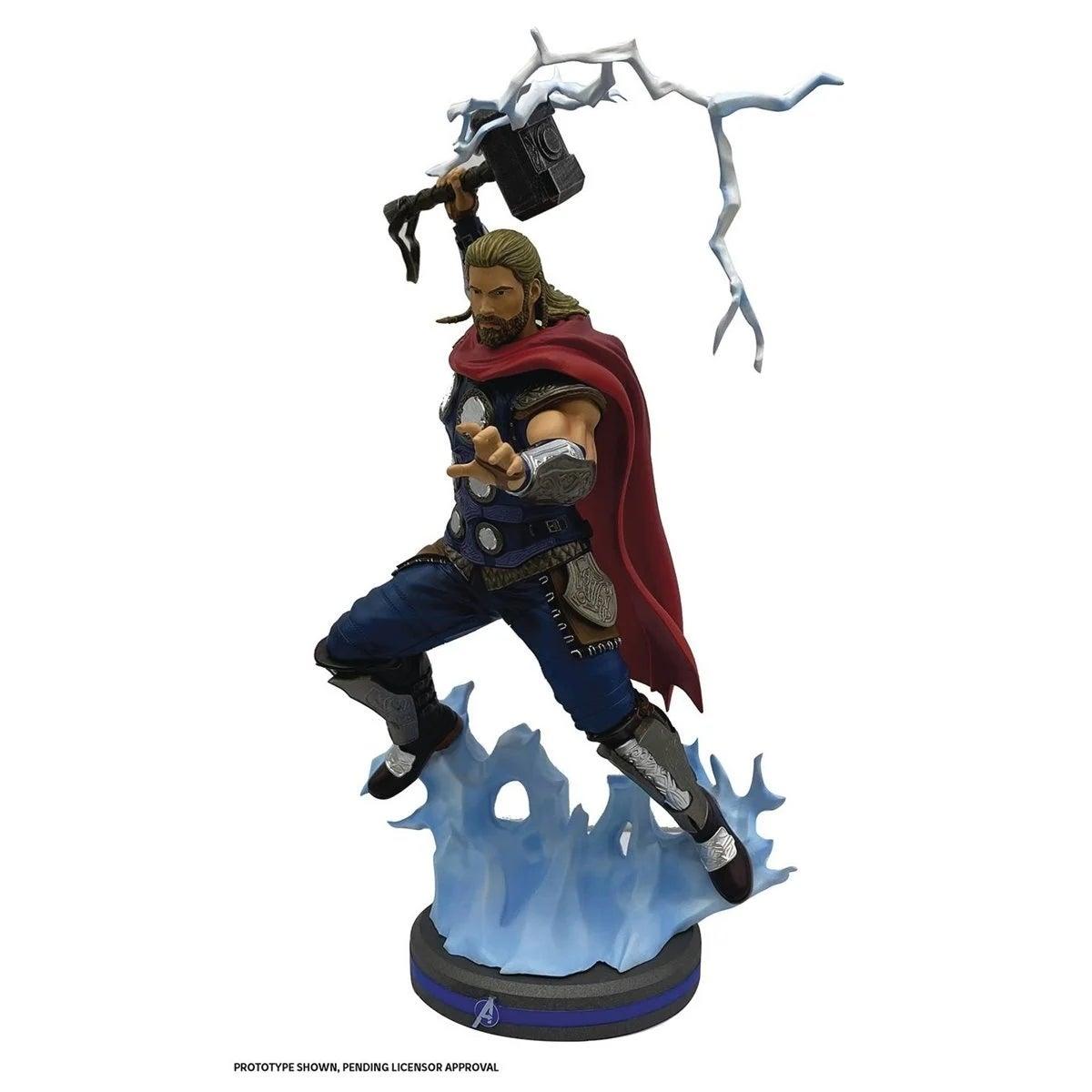 avengers thor statue 1