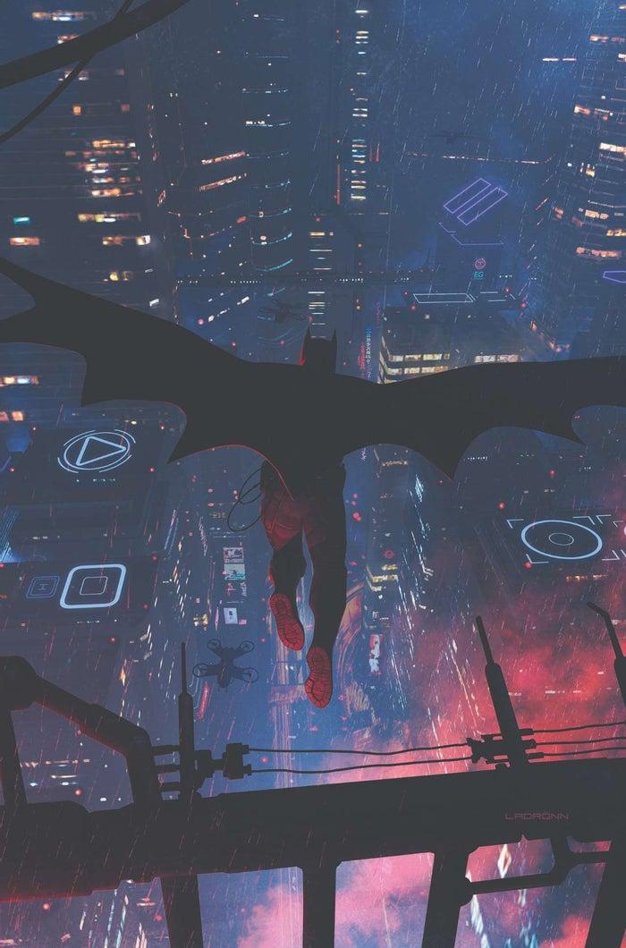 Batman by Ridley (Ladronn art)