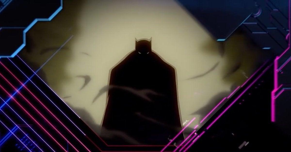 Batman Dark Knights Toonami Promo DC FanDome