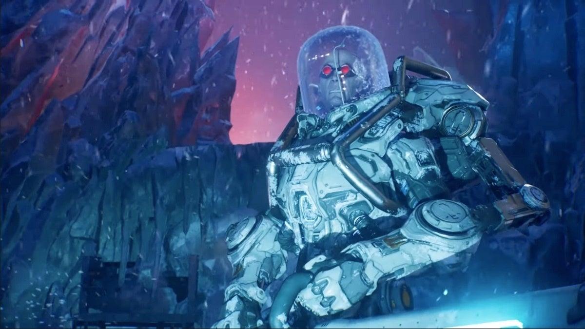 Batman Gotham Knights Mr Freeze