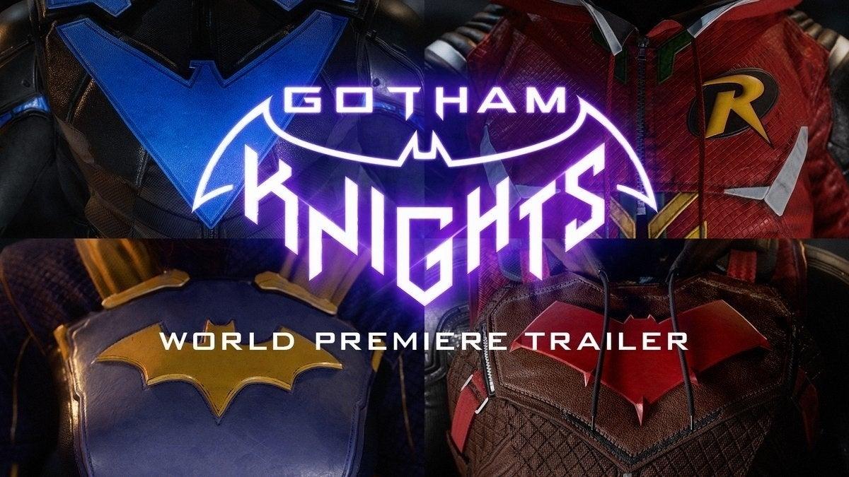 Batman Gotham Knights Trailer