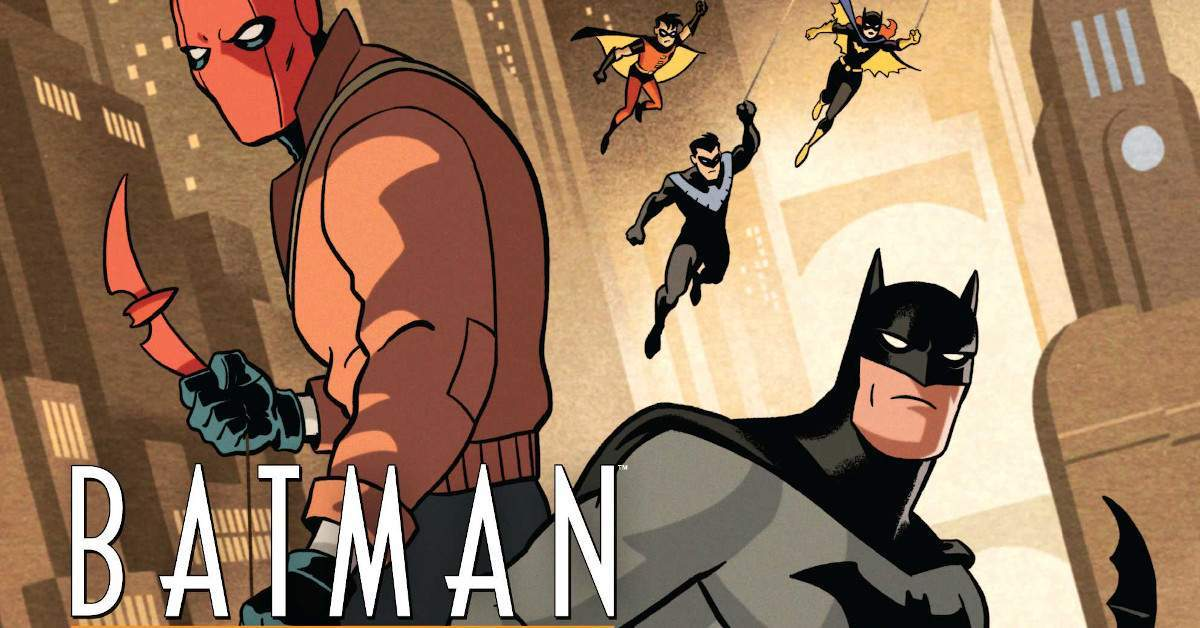 Batman The Adventures Continue 9 Jason Todd Origin
