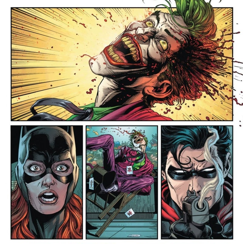 batman three jokers death