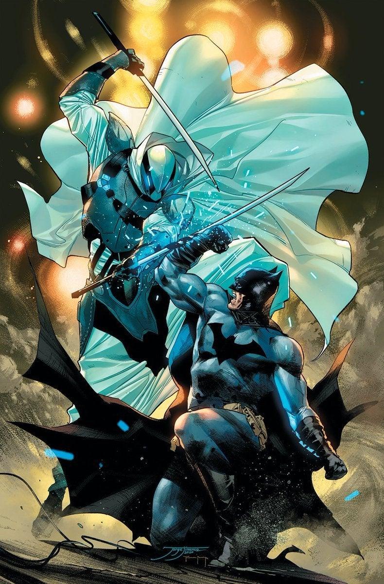 Batman vs Ghost-Maker DC Comics