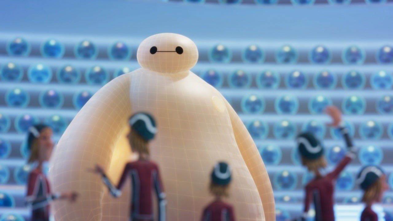 Big Hero 6 The Series: Baymax Dreams of Too Many Freds in New Short