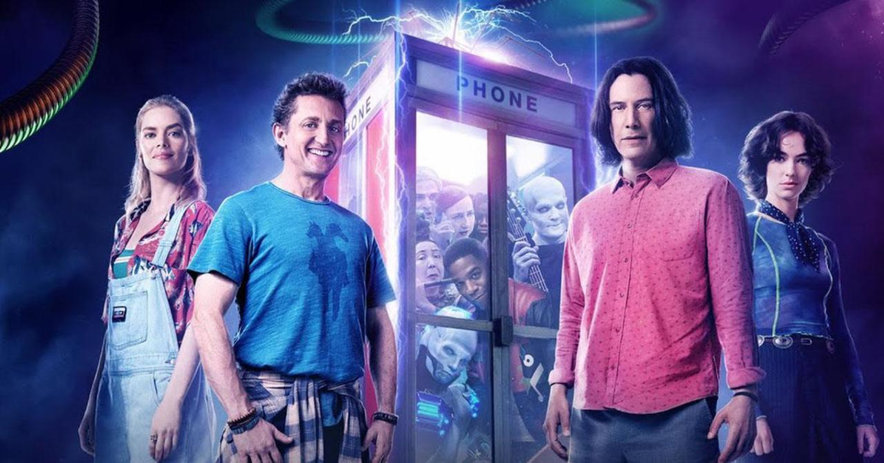 Alamo Drafthouse To Reopen With Free Bill & Ted Face the Music Screenings