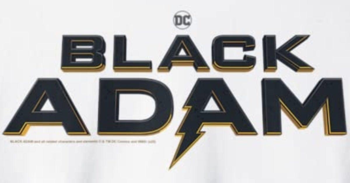 black adam logo dc fandome