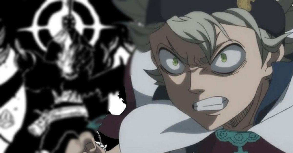 Black Clover Asta New Anti-Magic Fighting Magic Spoilers