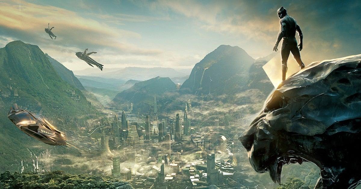 Black Panther World of Wakanda Disney Theme Parks Chadwick Boseman Death