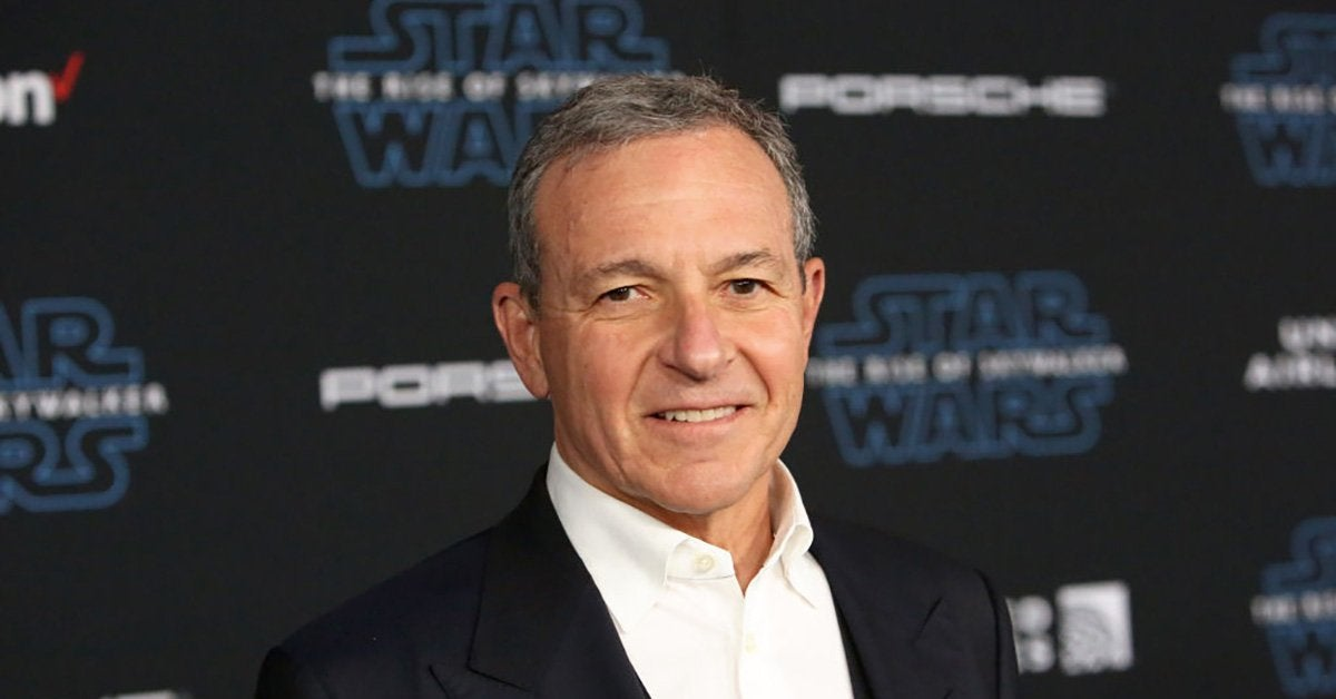 bob iger getty images