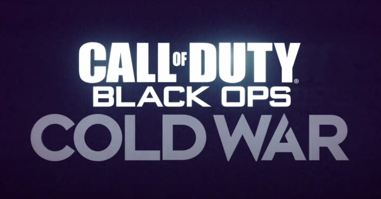 Call Of Duty Black Ops Cold War Ps5 And Xbox Series X Box Art Revealed