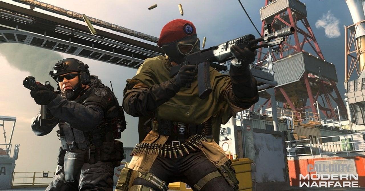Call Of Duty Modern Warfare And Warzone Season 5 Battle Pass Trailer Revealed