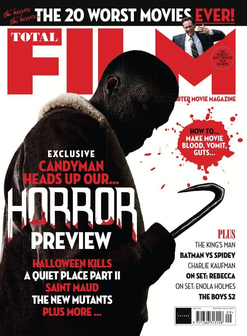 Candyman 2020 Empire Magazine Covers