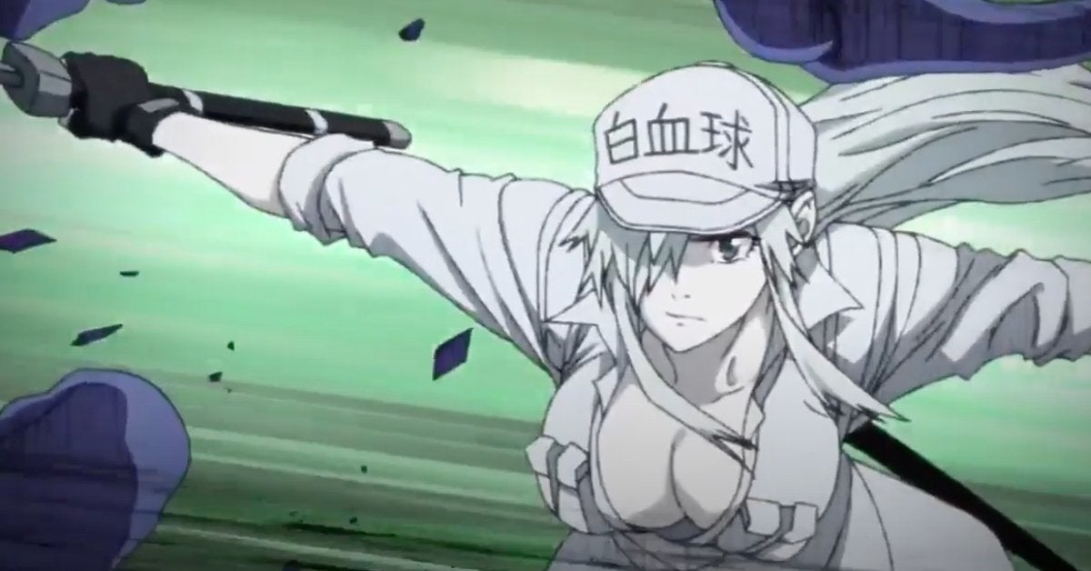 Cells at Work Code Black Spin Off Anime Trailer