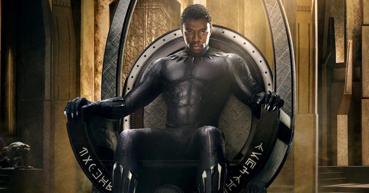 chadwick boseman black panther death