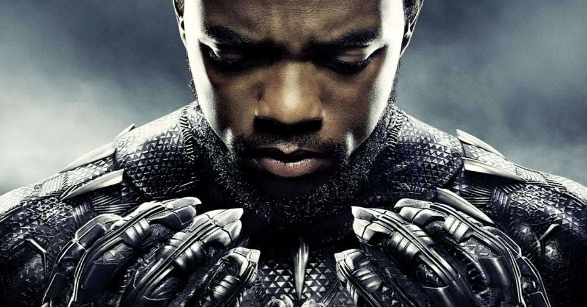Chadwick Boseman Black Panther Marvel Studios
