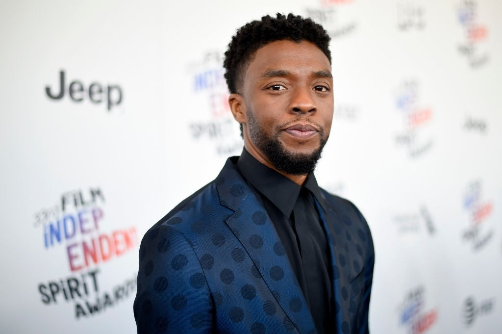 chadwick boseman spirit awards