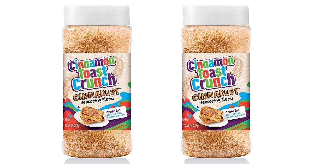 cinnamon toast crunch cinnadust