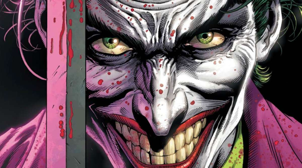 Comic Reviews - Batman The Three Jokers #1