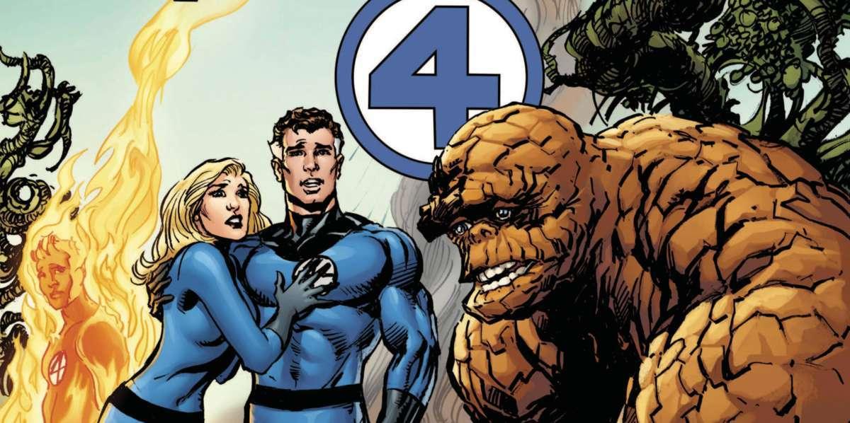 Comic Reviews - Fantastic Four Antithesis #1