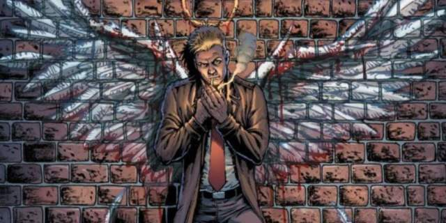 Comic Reviews - Hellblazer Rise and Fall #1