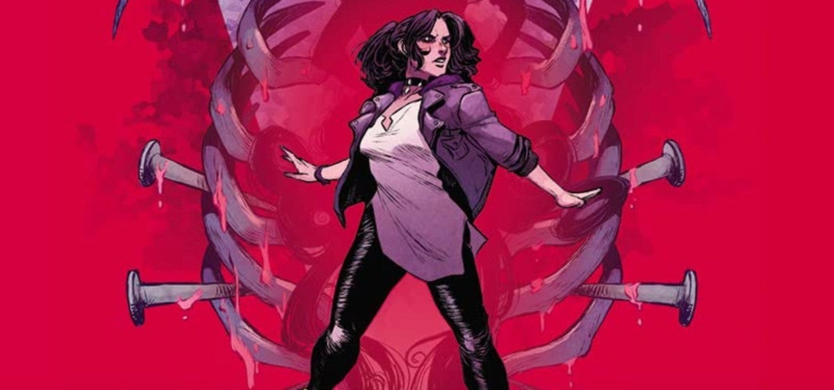 Comic Reviews - Shadow Service #1