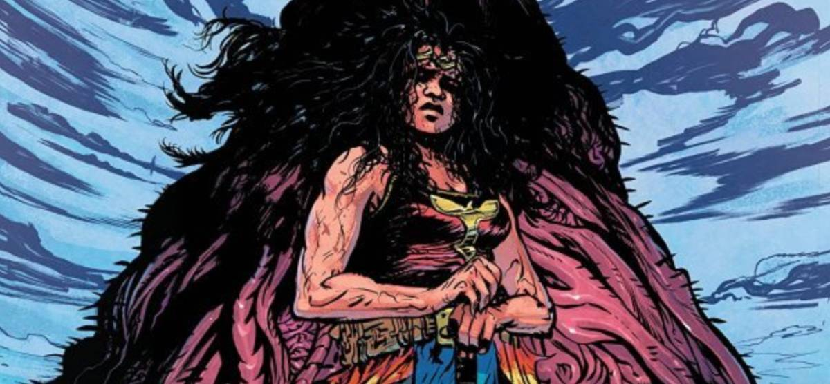 Comic Reviews - Wonder Woman Dead Earth #4