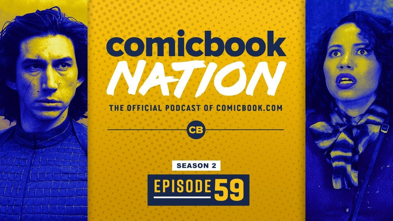 ComicBook Nation Podcast Star Wars Kylo Ren Spinoff Lovecraft Country Explained Netflix Project Power Spoilers