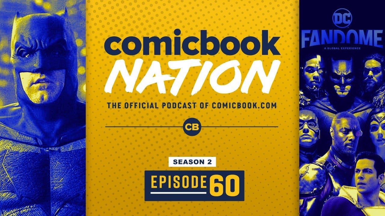 ComicBook Podcast Ben Affleck Batman Flash Movie DC FanDome WWE SummerSlam NXT Takeover Preview