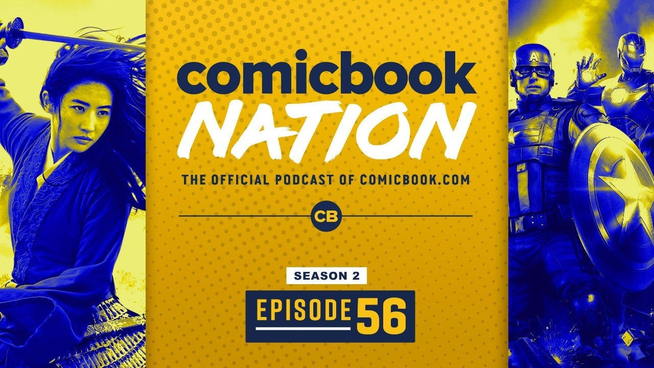 ComicBook Podcast Mulan Disney Plus Marvels Avengers Beta Star Trek Lower Decks Reviews