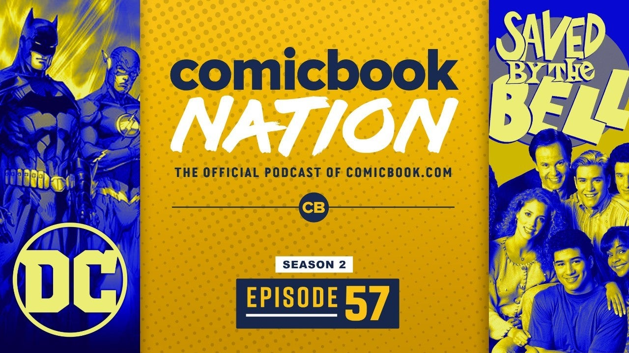 ComicBook Podcast Peacock Saved By Bell DC Comics Layoffs Tron 3 Director