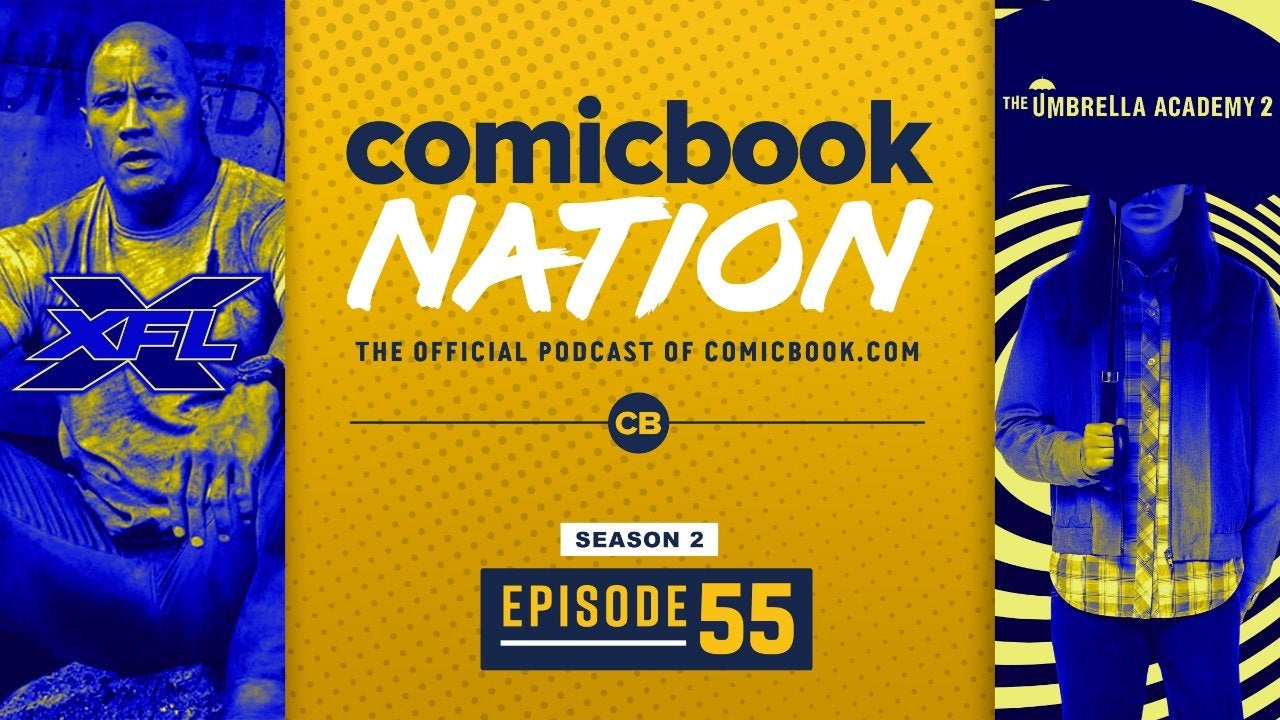 ComicBook Nation Episode 55: Umbrella Academy Season 2 Spoilers & The Rock's XFL