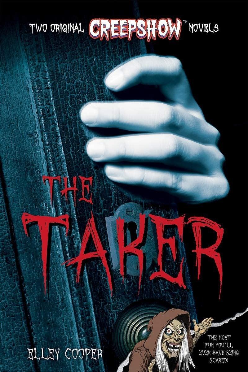 creepshow the taker novel cover
