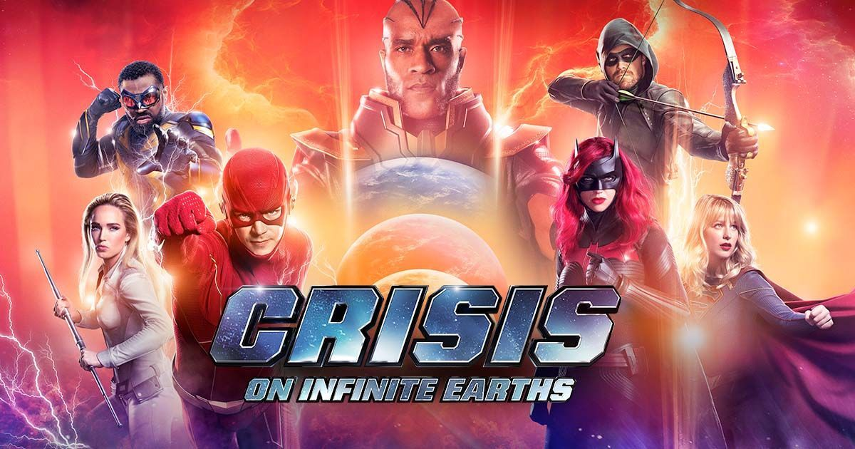 crisis on infinite earths cw