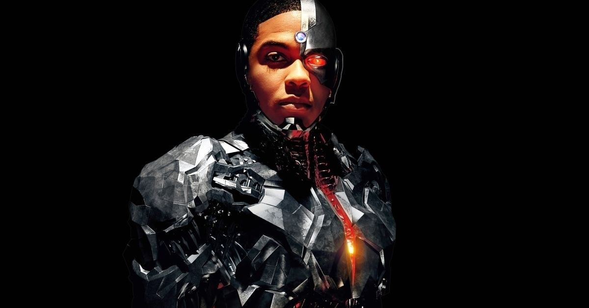 cyborg ray fisher