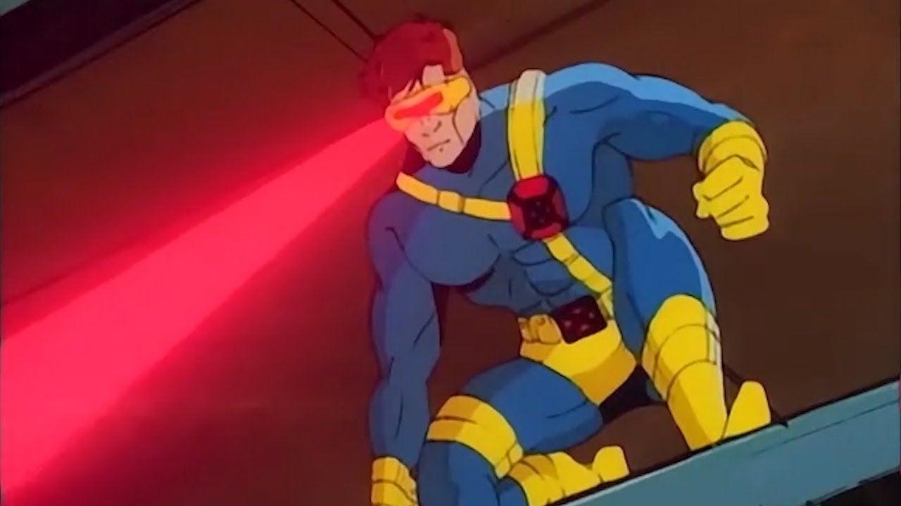 cyclops x-men animated series