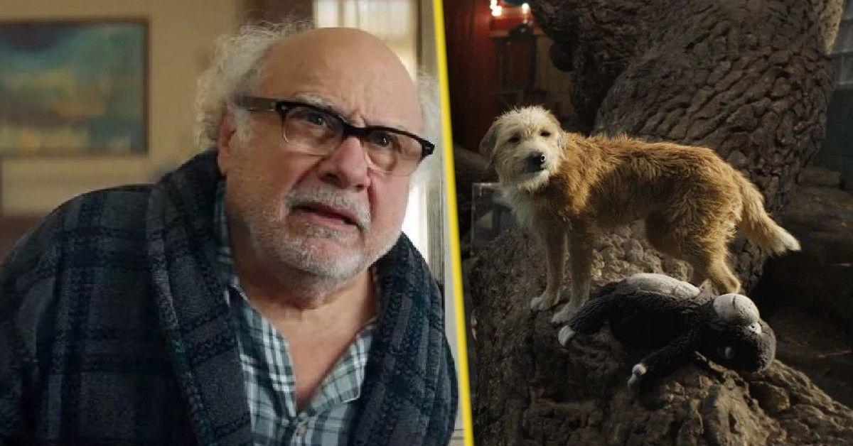 danny devito bob the dog