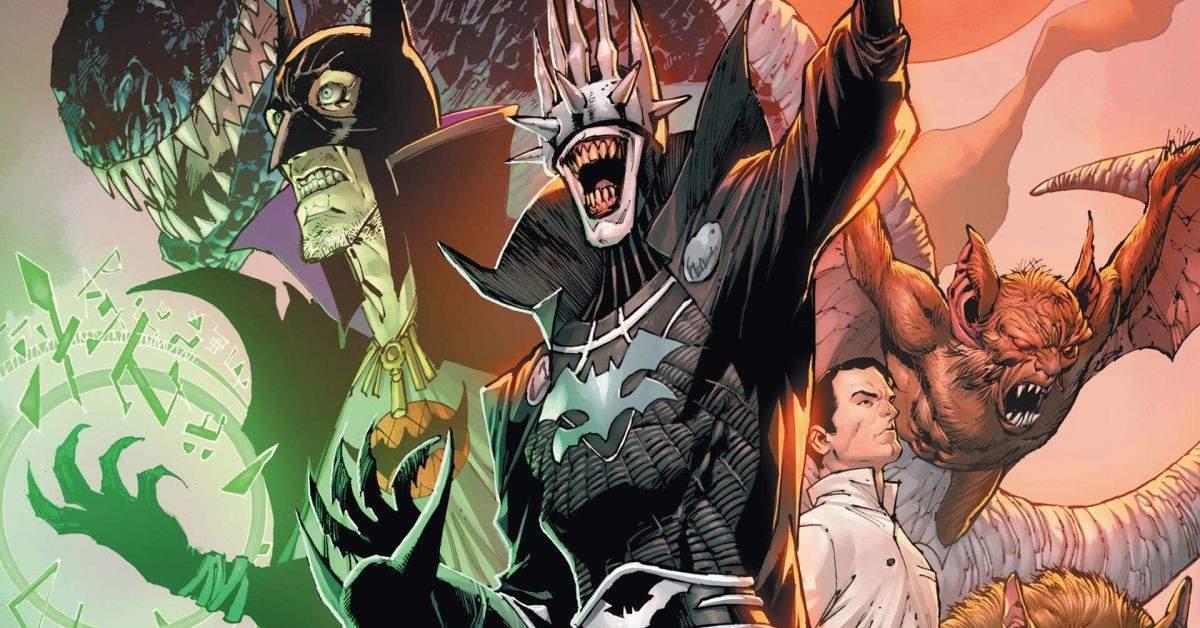 dark multiverse batman new