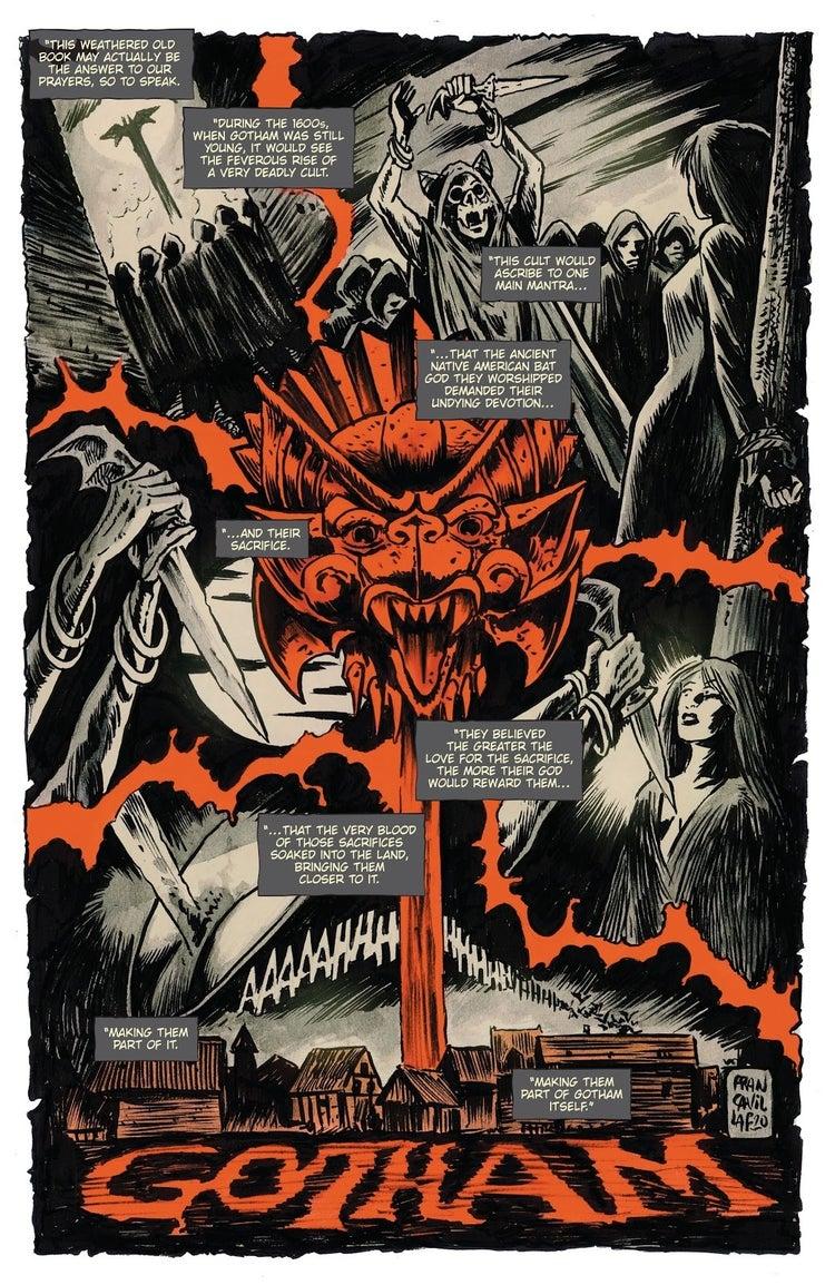 dark nights death metal gotham 1