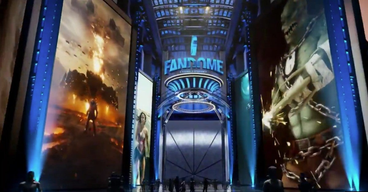 DC Fandome Trailer Event 2020