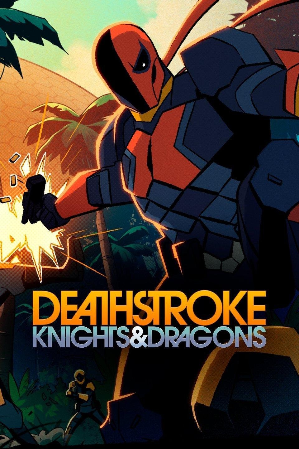 Deathstroke: Knights and Demons Exclusive Clip: Training Jericho