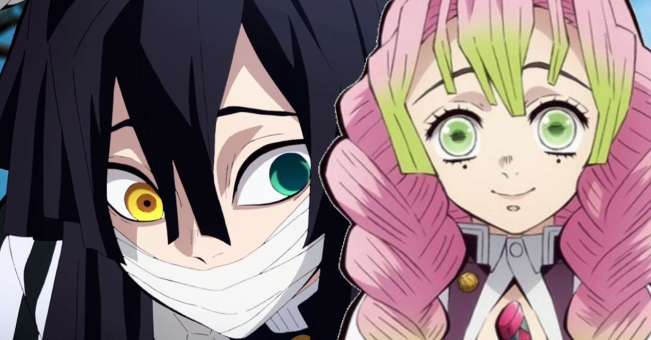 Demon Slayer Kimetsu No Yaiba Cosplay Gives Us The Hashira Romance We Deserve When dusk falls, she dons her uniform and haori once more, cloaking herself in an air of coldness and distance. demon slayer kimetsu no yaiba cosplay