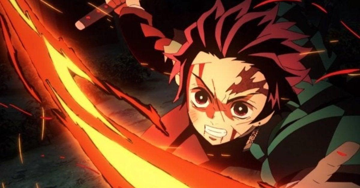 Demon Slayer Kimetsu no Yaiba Tanjiro Hinokami Kagura Episode 19