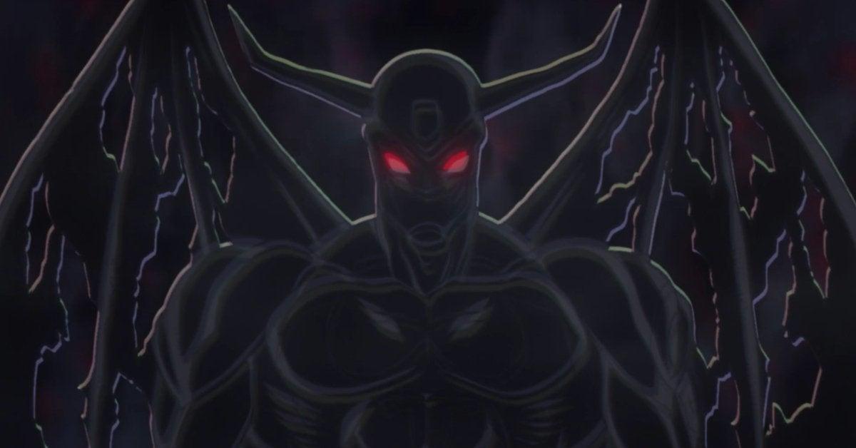 Digimon Adventure 2020 Devimon Reboot Anime