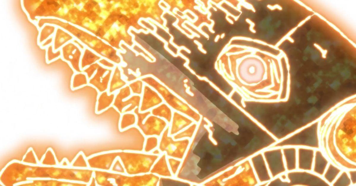 Digimon Adventure MetalGreymon Reboot Tease
